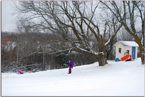 Leelanau sets December record for snowfall, eyes all time record