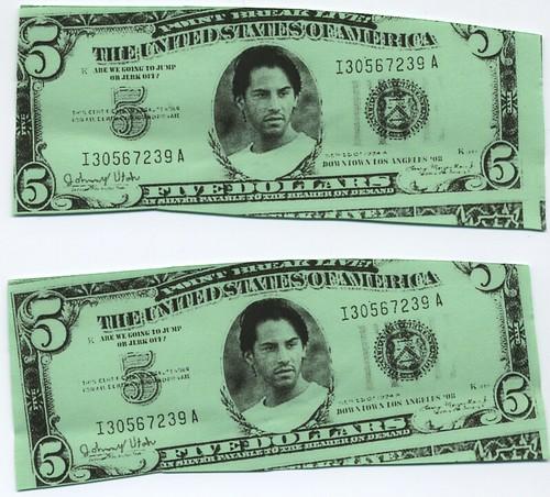 Keanu bucks