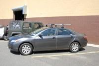 Roof racks toyota camry wagon