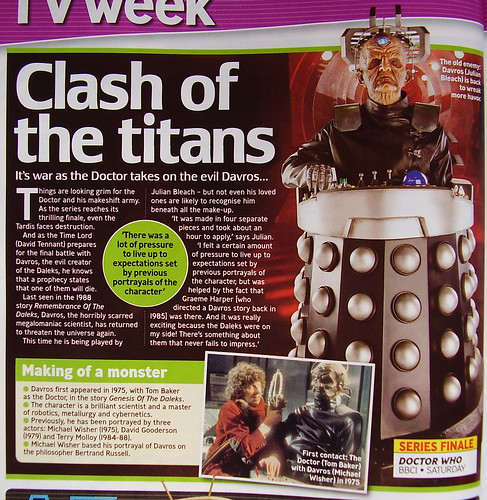 Total TV Guide - July 1 2008