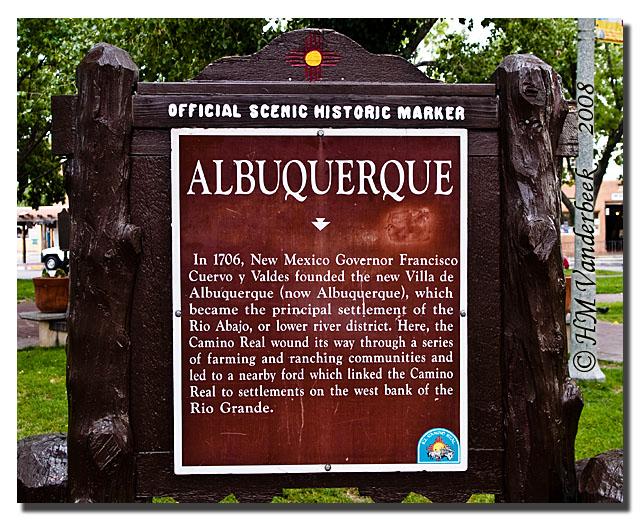 Some Albuquerque History