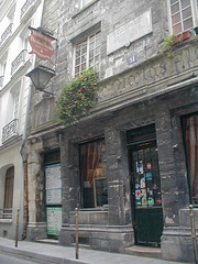 Auberge Nicolas Flamel, oldest restaurant in Paris
