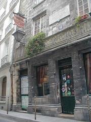 Auberge Nicolas Flamel, oldest restaurant in Paris