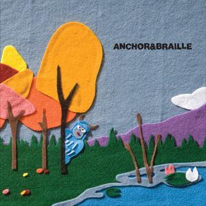 anchor & braille