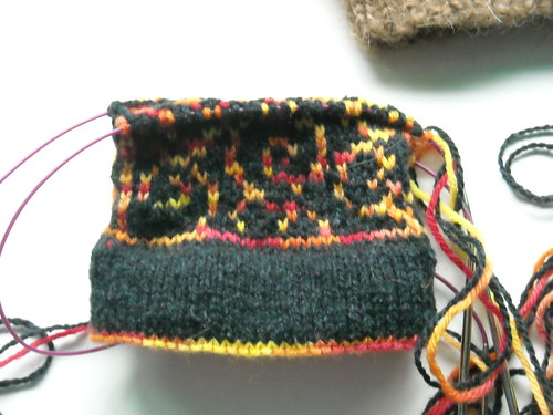 second fire mitten