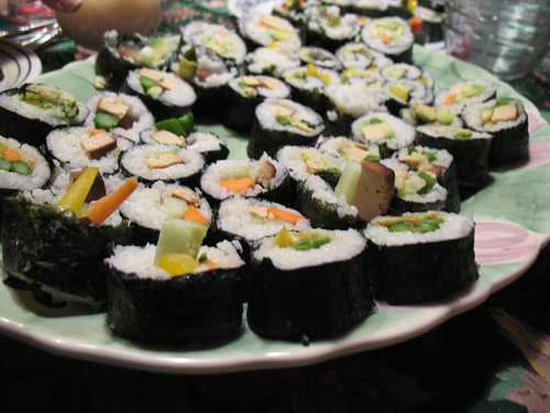 NYE Sushi