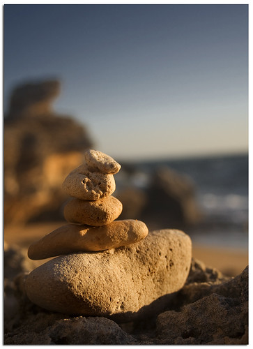 rock pile by Postie62.