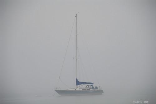 Ghost Ship by Jim Sorbie