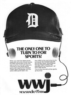Vintage Ad #563: Where to Turn for Sports in D...