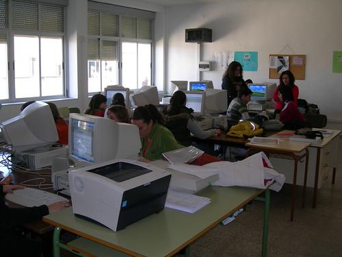 CLASE DE PROYECTO EMPRESARIAL (2º AFI)
