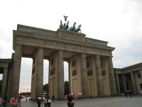 Brandenburg Gate - 2008