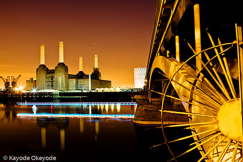 Day 158:  Battersea Power Station Reflections