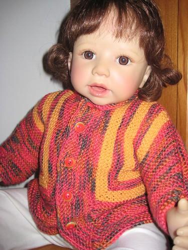 68-08 Baby Surprise Jacket 3 Manuela Gr58 von Ihnen.