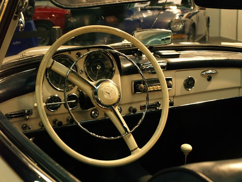 Mercedes Benz 190 SL Convertible del 1960 - In...