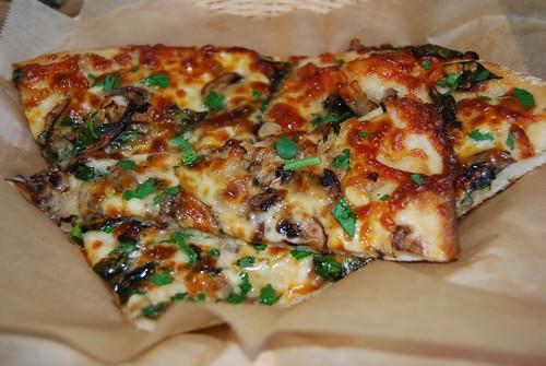 Cheeseboard Pizza