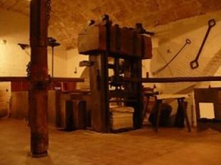 Museu Molí Paperer de Capellades (39) Prensa
