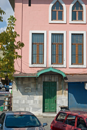 Makbul İbrahim Pasa Camii, Perşembe Pazarı, Karaköy İstanbul, Pentax K10d