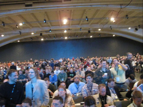 JavaOne 2008 - Monday's Java+You General Session