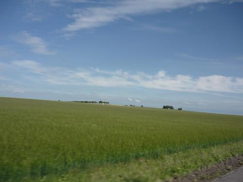 Skåne landscape