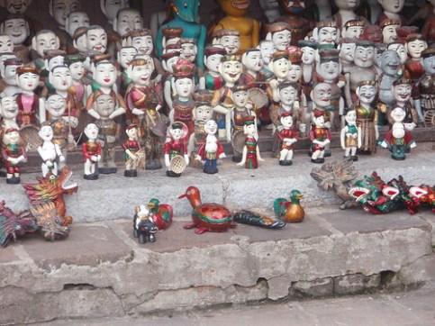 Marionetas de agua de Hanoi