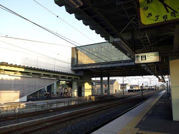 宝積寺駅1