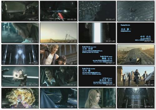 Trailer Final Fantasy Versus XIII