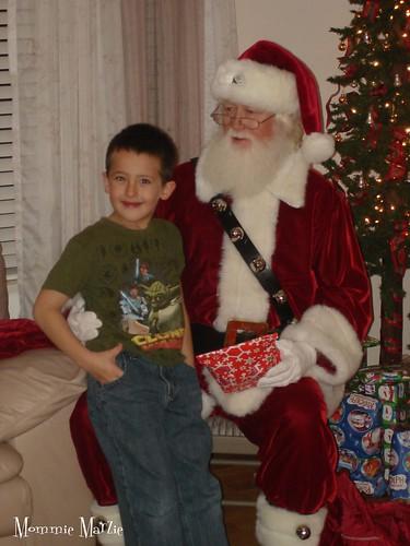 Sai and Santa