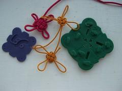 Asian Knot templates