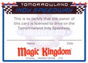 Speedway License Back 001