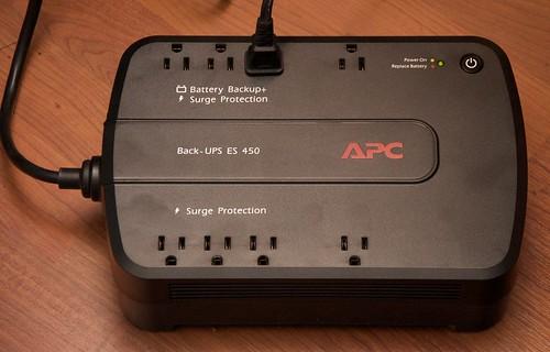 APC 450 Battery Backup