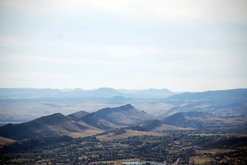 Hiking Mt. Morrison