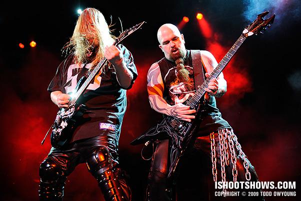 Concert Photos: Slayer @ Mayhem Fest