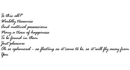 Acrostic Poem #3