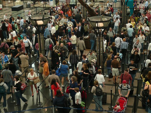 airport security in denver
