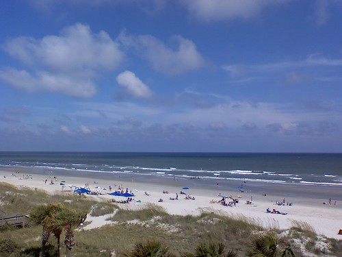Der North Beach in Myrtle Beach