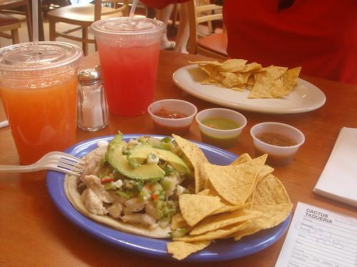 Mexican Food_Fish Taco