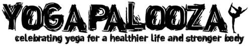 Yogapalooza 08 logo