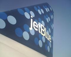 JetBlue Tail A320