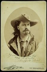 """W.F. """"Buffalo Bill"""" Cody"""