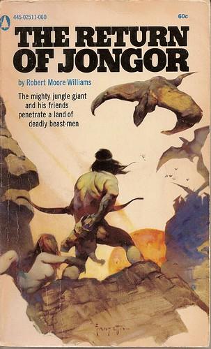 The Return of Jongor (1970)