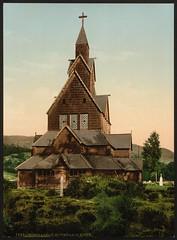 [Hitterdals Church, Telemarken (i.e, Telemark)...