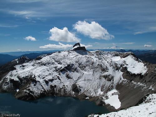 Circle Lake from SE Ridge