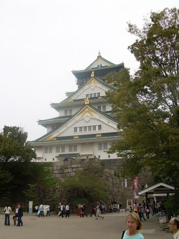 El Castillo de Osaka-Jo