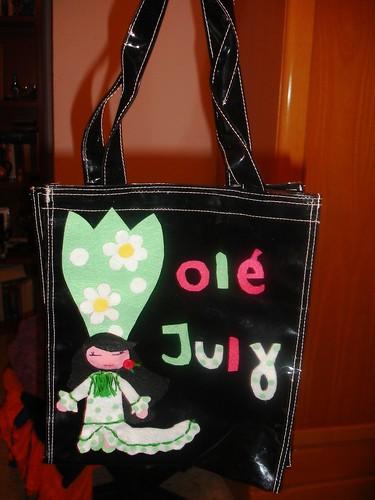 bolso July Olé