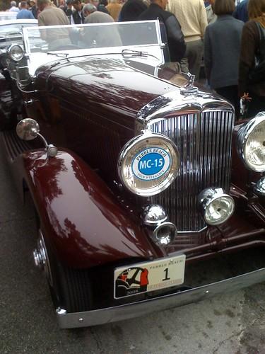 A Bentley!