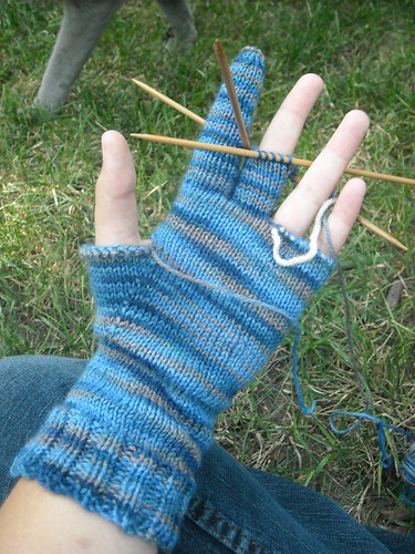 Gloves for the Playwright