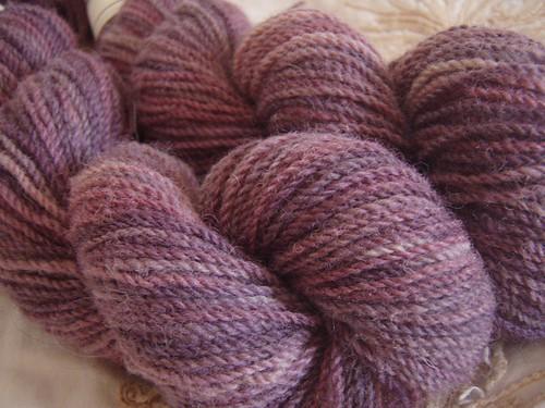 natural purple sock yarn.JPG