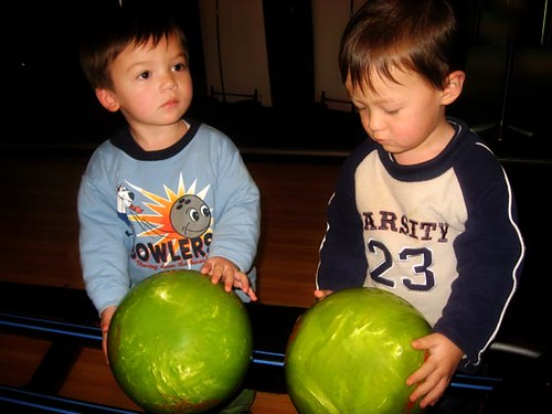 littlest bowlers