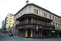 Austral Tavern, Rundle Street
