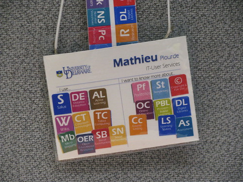 UD-WFI Tagging Stickers - Nametag